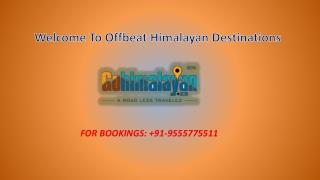Uttarakhand Hotels - Book Luxuary Rooms Online