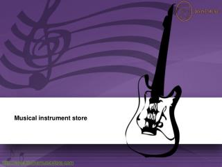 Divin Musical instrument store