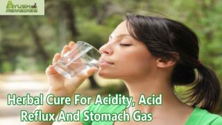 Herbal Cure For Acidity, Acid Reflux And Stomach Gas
