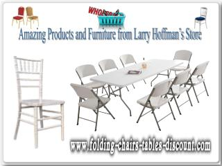 Amazing Products and Furniture from Larry Hoffman's Store