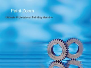 Paint Zoom-Ultimate Paint Spray Machine For Home