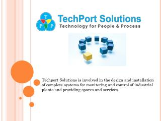 Automation System & Spares Parts With Industrial Training..100% Placement