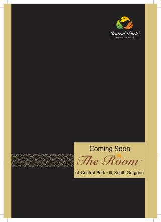 1 & 2 BHk lake view flats in The room at Central park- III - 9599043127.