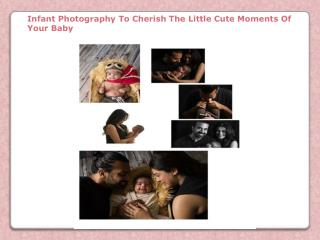Infant Photography Service