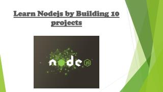 Learn NodeJS Programming from Scratch! Just $99! Use Coupon Code to avail 70% OFF!!