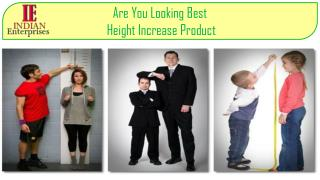Best Natural Way To How To Increase Height