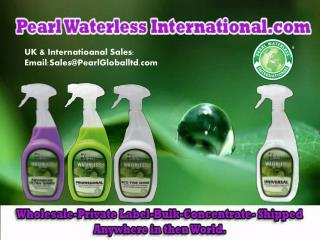 Pearl Waterless Detailing Product for Car Care