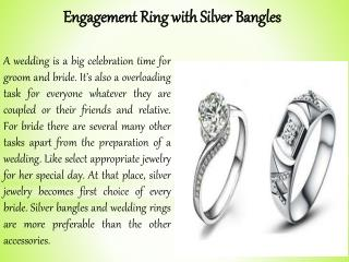 Silver Engagement rings in india,online Jewelry Stores, silver Jewelry Stores,925 Silver,Silver bangles, Silver bangle,S