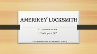 Locksmith New york
