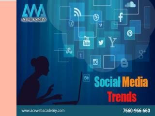 Social Media Marketing Latest Trends in 2015