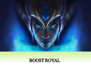 Get the Unique  Best Elo Boost Experience on the  internet