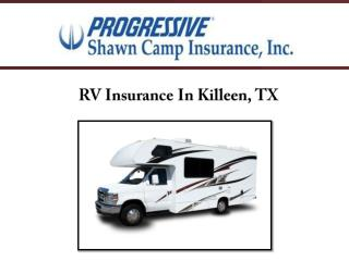 RV Insurance In Killeen, TX