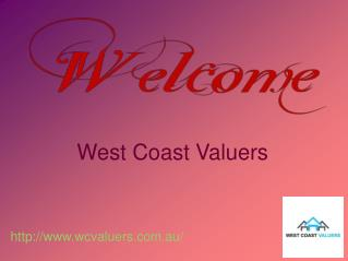 Find Compensation Valuation By West Coast Valuers
