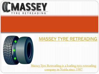 Tyre Retreading in Noida