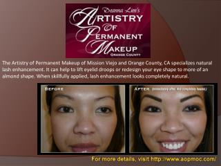 Permanent Makeup Orange County