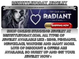 Beststyletoday luxury Jewelry