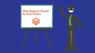 Why Magento Should Be Your Choice