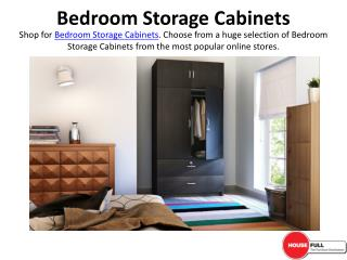 Bedroom Storage Online Furniture in India at Housefull.co.in