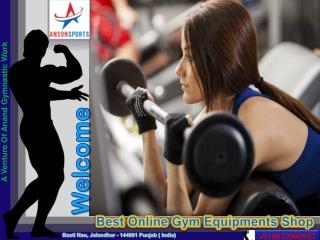 Gym equipments for home manufacturers and suppliers in india