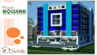 Krish Square commercial shops in bhiwadi
