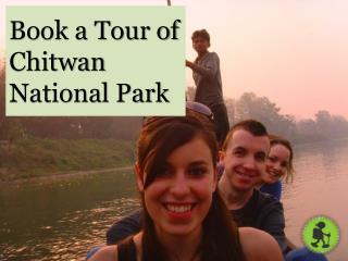 Book a Tour of Chitwan National Park