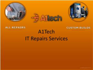 IT Repairs Services in Melbourne