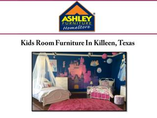 Kids Room Furniture in Killeen, Texas