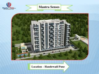 Mantra Senses Handewadi Pune by Mantra Properties