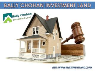 Bally Chohan Investment Land - Invest In UK Property?