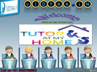 Find the perfect Home tuitions in Noida