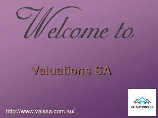 Best Property Valuation With Valuations SA