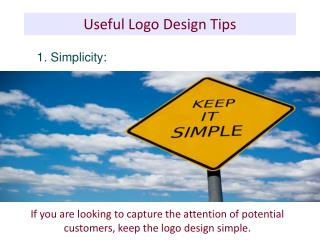 Useful Logo Design Tips