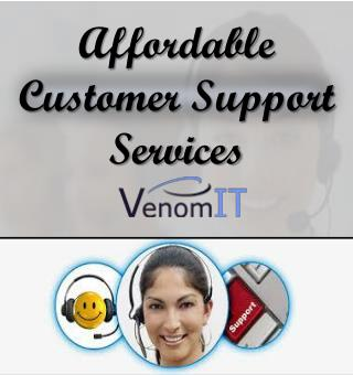Affordable Customer Support Services