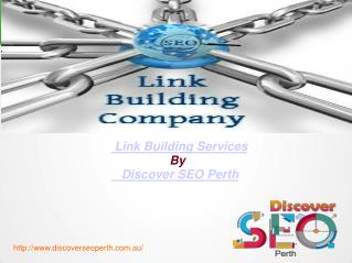 link building services |  Discover SEO Perth