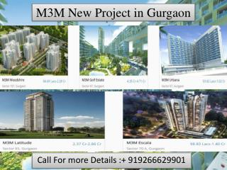 M3M New Project in Gurgaon