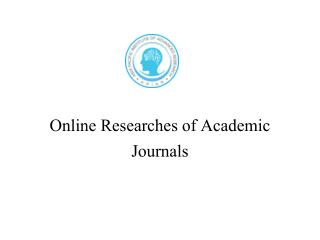 Online Researches of Academic Journals