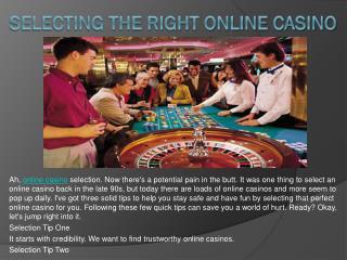 Enjoy the online casino games at Playdoit.com