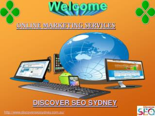 Online Marketing Services | Discover SEO Sydney