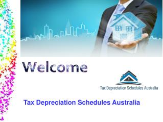 Tax Depreciation Schedules Australia for Property Depreciation Schedule.