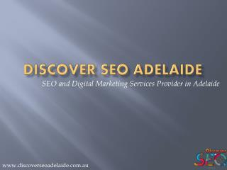 Digital Marketing Services Adelaide  - Discover SEO Adelaide