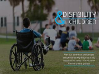 Disability and Children - NEMT Services