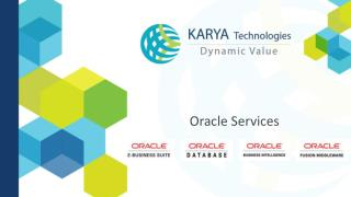 Business case for Oracle E-Business Suite