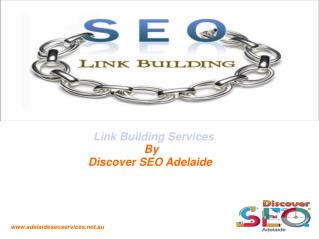 Link building services Adelaide