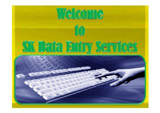 DTP Service provider India