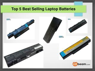 Top 5 Best Selling Laptop Batteries