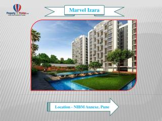 Buy Home at Marvel Izara in NIBM Annexe in Pune