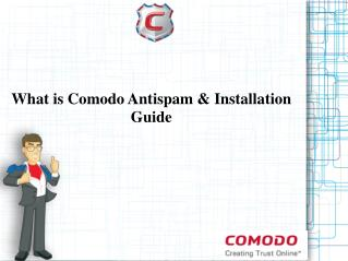 Installation Guide for Comodo Antispam