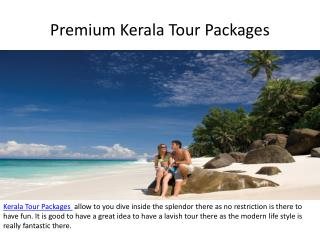 Premium Kerala Tour Packages