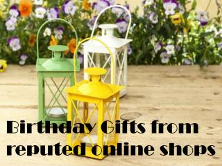 Birthday Gifts for Men,Women,Kids | Giftcart.com