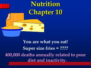 Nutrition Chapter 10